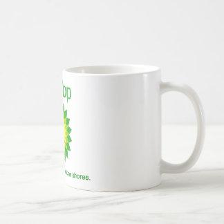 Bringing Oil To American Shores Coffee Mug