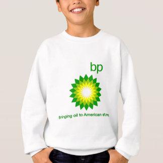 Bringing Oil To American Shores Sweatshirt