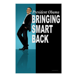 Bringing Smart Back Poster huge