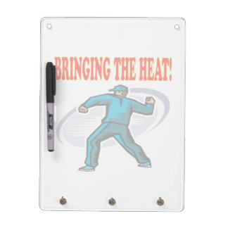 Bringing The Heat Dry-Erase Boards