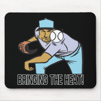 Bringing The Heat Mouse Pad