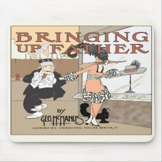 Bringing Up Father Series 3 Mousepad