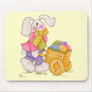 Bringing You Easter Mouse Pad