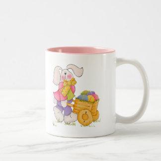 Bringing You Easter Two-Tone Coffee Mug