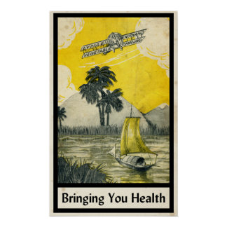 Bringing You Health Poster