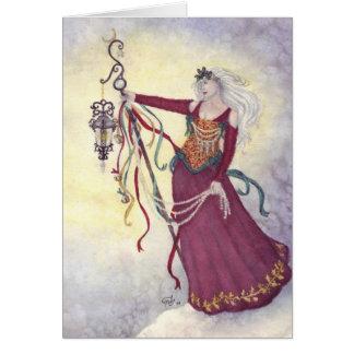 """Bringing Yuletide Magic"" Cards"