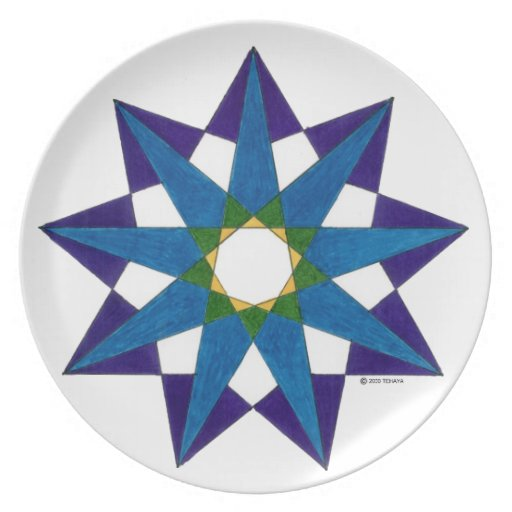 Brings to Light Plate