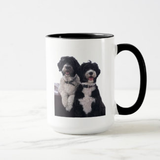 Brinkley and Catie Mug