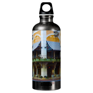 Brio Tuscan Grille Country Club Plaza Kansas City Aluminum Water Bottle
