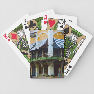 Brio Tuscan Grille Country Club Plaza Kansas City Bicycle Playing Cards