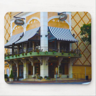 Brio Tuscan Grille Country Club Plaza Kansas City Mouse Pad
