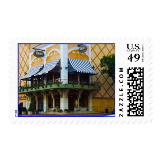 Brio Tuscan Grille Country Club Plaza Kansas City Stamps