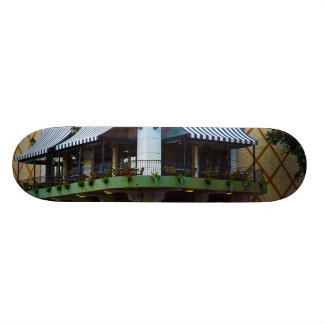 Brio Tuscan Grille Country Club Plaza Kansas City Skate Boards