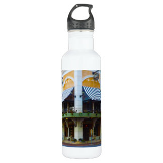 Brio Tuscan Grille Country Club Plaza Kansas City Stainless Steel Water Bottle