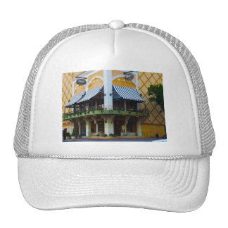 Brio Tuscan Grille Country Club Plaza Kansas City Trucker Hat
