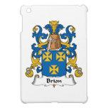 Brion Family Crest iPad Mini Cases