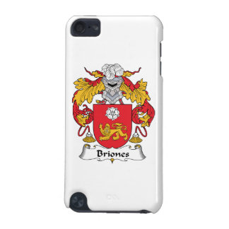 Briones Family Crest iPod Touch 5G Cover