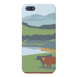 Briones Regional Park Covers For iPhone 5
