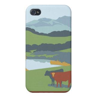 Briones Regional Park iPhone 4/4S Case