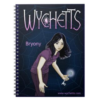 Brionia del cuaderno de Wychetts