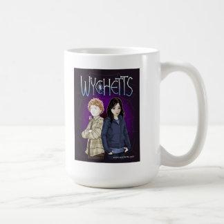 Brionia y Edwin de la taza de Wychetts