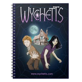 Brionia y Edwin del cuaderno de Wychetts