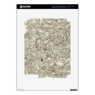 Brioude, Issoire iPad 3 Decals