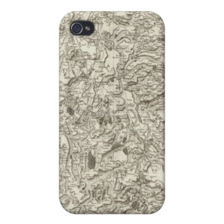 Brioude, Issoire iPhone 4 Cover