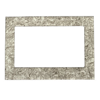 Brioude, Issoire Magnetic Photo Frame