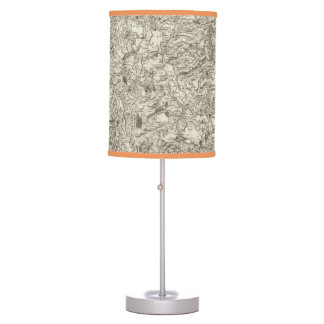Brioude, Issoire Table Lamps
