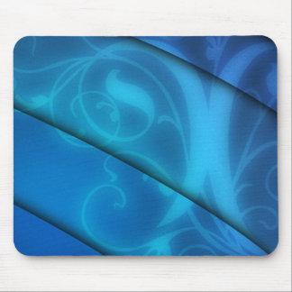 Brisa azul alfombrilla de ratón