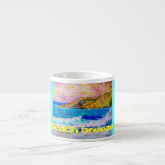 Brisa de la playa taza espresso