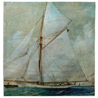 Brisa de mar servilleta