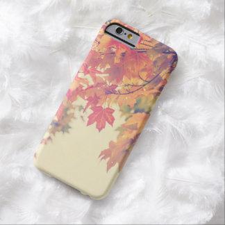 Brisa del otoño funda barely there iPhone 6
