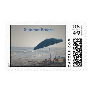 Brisa del verano sello