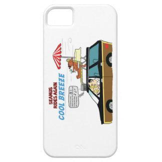 Brisa fresca - cubierta del iPhone de Seamus Funda Para iPhone 5 Barely There
