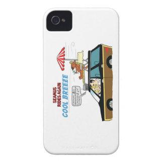 Brisa fresca - cubierta del iPhone de Seamus iPhone 4 Case-Mate Coberturas
