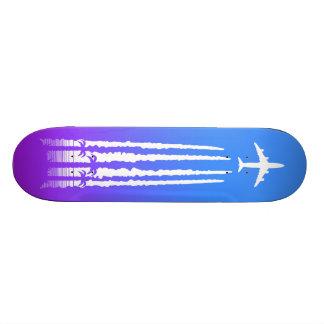 Brisa fresca de la línea aérea tropical monopatines personalizados