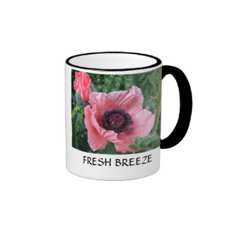 Brisa fresca taza a dos colores