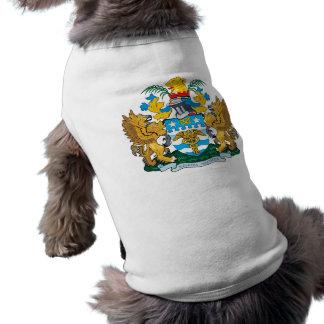 brisbane, Australia Dog T Shirt
