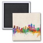 Brisbane Australia Skyline Cityscape Magnet