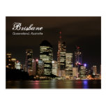 Brisbane by Night Post Cards
