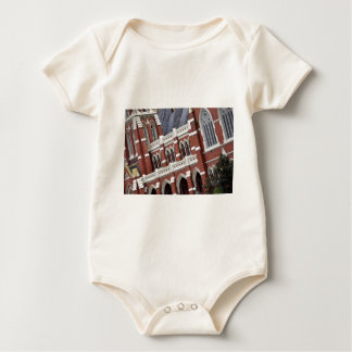 BRISBANE CITY CHURCH QUEENSLAND AUSTRALIA BABY BODYSUIT