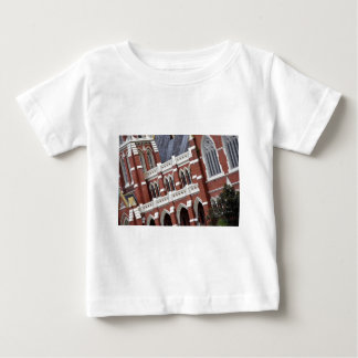 BRISBANE CITY CHURCH QUEENSLAND AUSTRALIA BABY T-Shirt