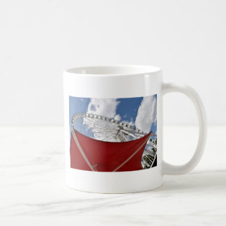 BRISBANE CITY FERRIS WHEEL SOUTHBANK AUSTRALIA COFFEE MUG