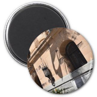 BRISBANE CITY HALL QUEENSLAND AUSTRALIA 2 INCH ROUND MAGNET