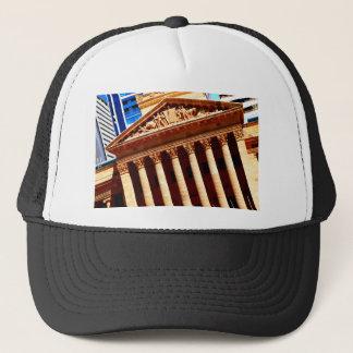 BRISBANE CITY HALL QUEENSLAND AUSTRALIA TRUCKER HAT