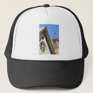 BRISBANE CITY QUEENSLAND AUSTRALIA TRUCKER HAT
