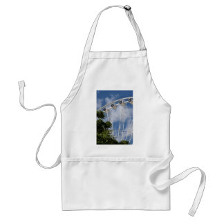BRISBANE FERRIS WHEEL EYE QUEENSLAND AUSTRALIA ADULT APRON