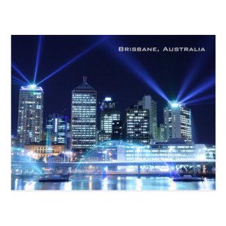 Brisbane Festival Australia, Postcard